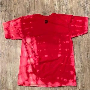 Quiksilver Shirts - Custom Quicksilver tie dye shirt